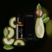 Das beste Avocadoöl von Nanoil in der Hautpflege