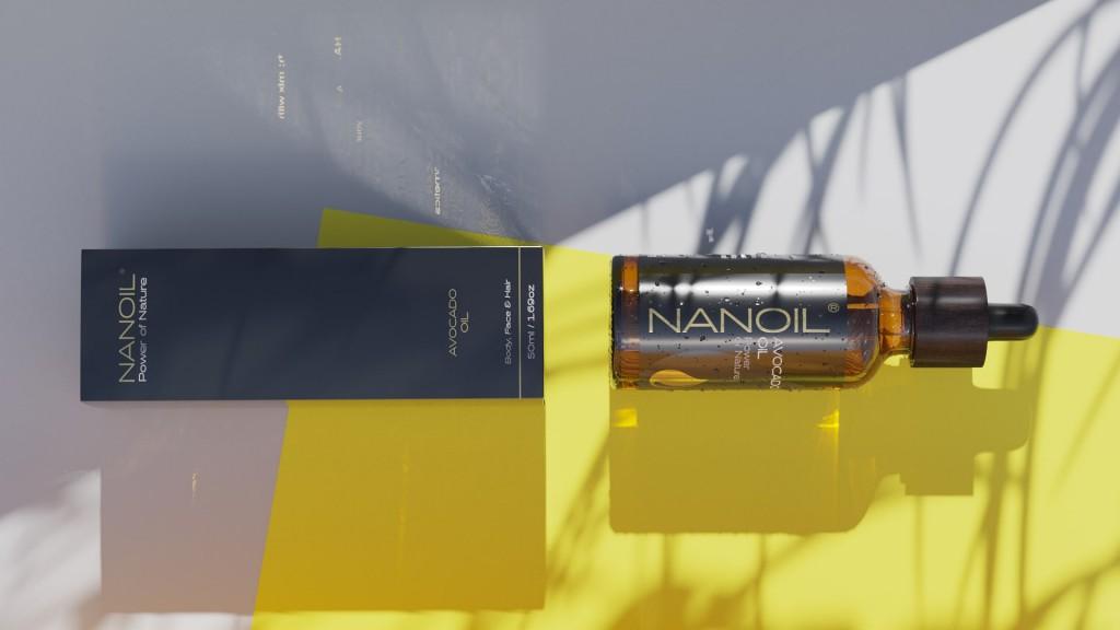Avocadoöl von Nanoil in der Hautpflege